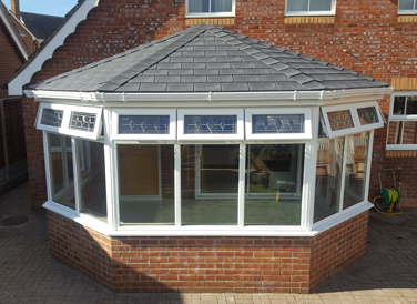 Tiled Conservatory Roof New Low Cost Tiled Conservatory Roof Northampton Milton Keynes Kettering Wellingborough Towcester